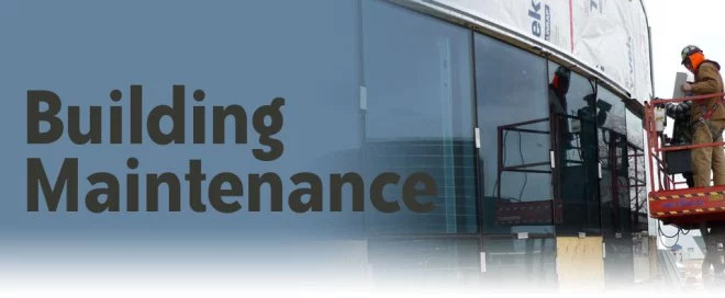 buidling maintenance
